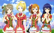 Аниме картинка Love Live! School Idol Project:. School Idol Project: Bokura no Live Kimi to no Life. Живая любовь!