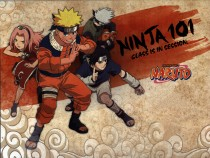 Аниме картинка Naruto Movie 3: Large Interest Stirred Up! Cresent Moon Island's Animal Rebellion. Gekijouban Naruto: Dai Koufun! Mikazuki-jima no Animal Panic Datte ba yo!. Наруто фильм 3