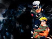 Аниме картинка Naruto Special: Find the Crimson Four-leaf Clover!. Naruto Special: Akaki Yotsuba no Clover wo Sagase. Наруто OVA-1. Поиски  4х листного клевера
