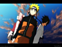 Аниме картинка Naruto the Movie 4. Gekijouban Naruto Shippuuden. Наруто фильм 4