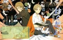 Аниме картинка Natsume Yuujinchou San. . Тетрадь дружбы Нацумэ (третий сезон)