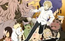 Аниме картинка Natsume is Book of Friends [ТV-4]. Natsume Yuujinchou Shi. Тетрадь дружбы Нацумэ (четвёртый сезон)