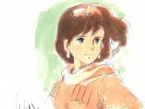 Аниме картинка Nausicaa of the Valley of Wind. Kaze no Tani no Nausicaa. Навсикая из Долины Ветров