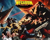 Аниме картинка Negadon: The Monster from Mars. Wakusei Daikaiju Negadon. Негадон - Чудовище с Марса