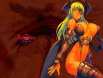 Аниме картинка Night Warriors - Darkstalkers' Revenge. Vampire Hunter: The Animated Series. Ночные воины: Охотники на вампиров/ Ночные воины - месть Дарксталкера