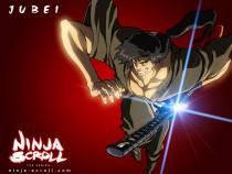 Аниме картинка Ninja Scroll TV. Jubei Ninpucho: Ryuhogyoku-Hen TV. Манускрипт ниндзя: новая глава