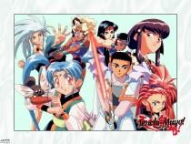 Аниме картинка No Need for Tenchi! GXP. Tenchi Muyo! GXP. Тэнти - лишний: ГПТ