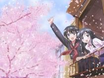 Аниме картинка Poor Sisters Story. Binbo Shimai Monogatari. Повесть о бедных сестрах