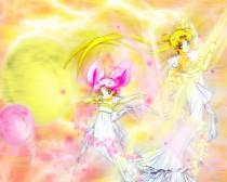 Аниме картинка Pretty Soldier Sailor Moon Super S. Bishoujo Senshi Sailor Moon S. Сейлор Мун Супер Эс  (4 сезон)