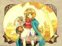 Аниме картинка Puppet Princess. Karakuri no Kimi. Принцесса Марионеток
