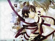 Аниме картинка Pure Romance. Junjou Romantica. Чистая романтика