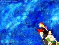 Аниме картинка Shaman King. . Король шаманов
