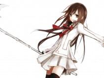 Аниме картинка Vampire Knight. Vampire Kishi. Рыцарь вампир
