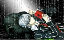 Аниме картинка Vampire Knight Guilty. . Рыцарь-вампир (второй сезон)