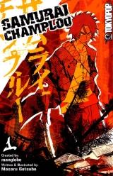 Манга картинка Samurai Champloo